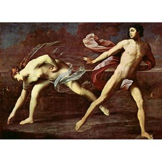 Atalanta ed Ippomene Guido Reni