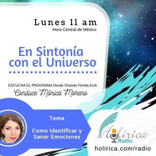 EN SINTONIA CON EL UNIVERSO