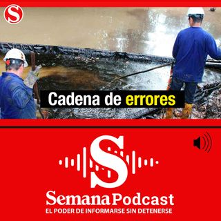 Los cinco pecados de Ecopetrol en la tragedia ambiental de Barrancabermeja