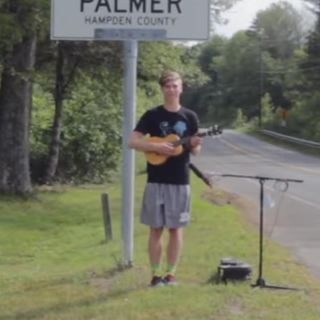 Emerson Student Plays Note In Each Of MA's 351 Cities And Towns