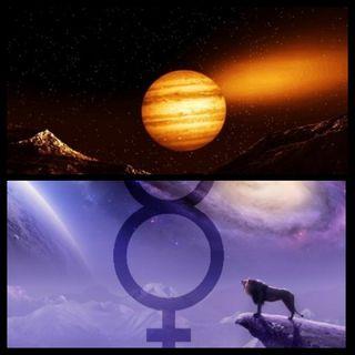 11 Agosto con Giove e Mercurio