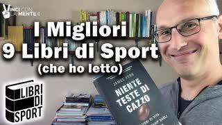 I migliori 9 libri di Sport! (che ho letto)