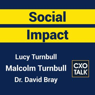 Former Australian Prime Minister Talks Disruptive Innovation and Social Impact