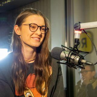 VAKAROP SU VYTENIU | Ieva Zasimauskaitė | apie naują dainą, televiziją ir albumą