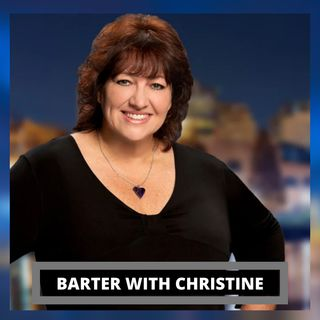 Barter with Christine Interview with Jeff Cook with his Restaurant 2 Fat Guys American Grill