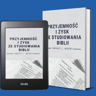 Przyjemność i zysk że studiowania Biblii - DL Moody - całość (audiobook)