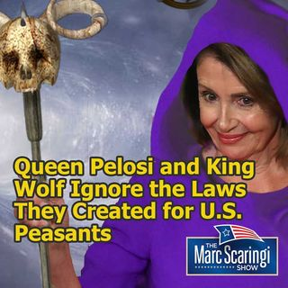 2020-09-05 TMSS - Queen Pelosi and King Wolf don't follow the rules for the U.S. Peasants