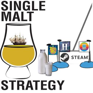 Single Malt Strategy 40: The Netflix of Gaming