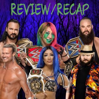 The Horror Show At Extreme Rules Review/Recap/RANT