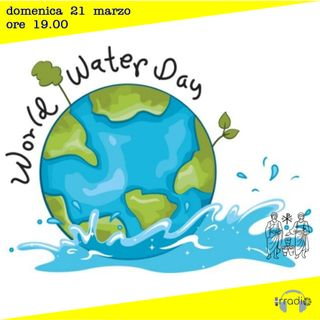 Save water, salviamo l'acqua!