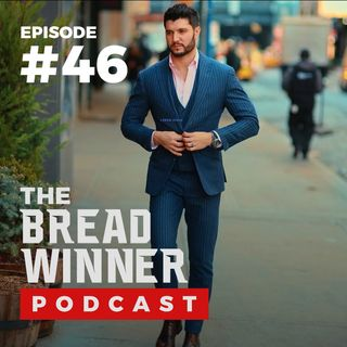 Brian Mazza || Episode #46 || The BreadWinner Podcast ft. Tyler Harris