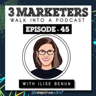 045: Succeed In Business By Putting Yourself First [Ilise Benun]