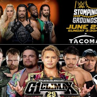 WWE Stomping Grounds Preview