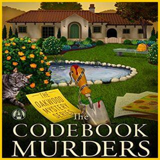 LESLIE NAGEL - The Code Book Murders