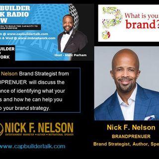 CAPBuilder Talk - What is Your Brand?