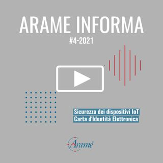 ARAME Informa 4 - 2021