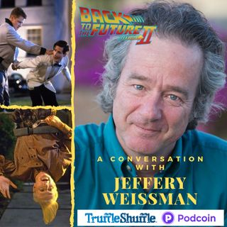 Jeffrey Weissman - 30 years of Back to the Future Part 2