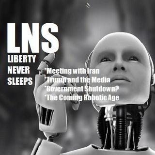 Liberty Never Sleeps 07/31/18 Show