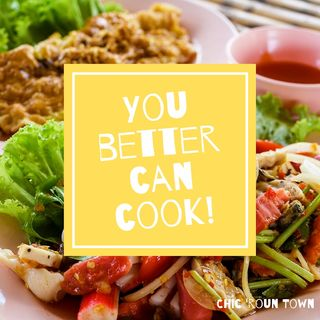 Chic 'roun Town Podcast: You Better Can Cook
