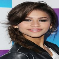 Zendaya Gets Star struck A LOT