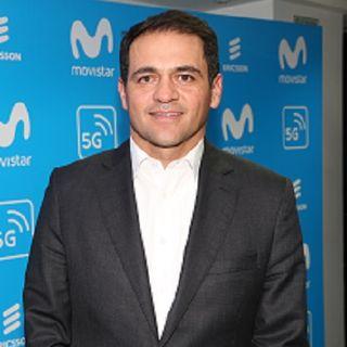 Audio Fabián Hernández- Presidente CEO de Telefónica Colombia- Telefónica y Ericsson realizaron pruebas 5G en Colombia