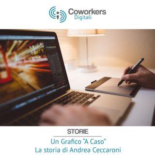 """Un Grafico """"A Caso"""" - Storia di Andrea Ceccaroni"""