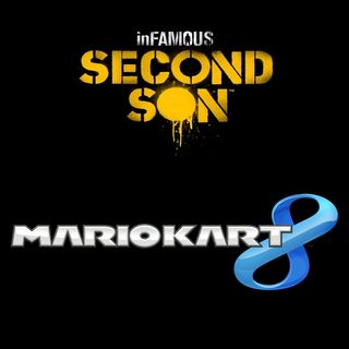2x16 inFAMOUS Second Son y Mario Kart 8
