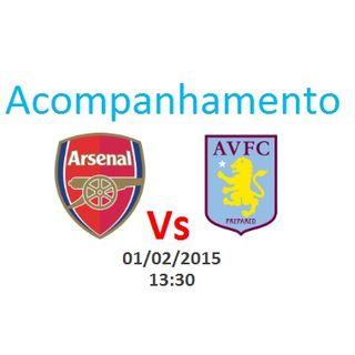 Inglaterra - Arsenal vs Aston Villa P1