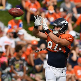 HU #312: Mailbag | Can Troy Fumagalli fill in short-term at FB for Broncos?