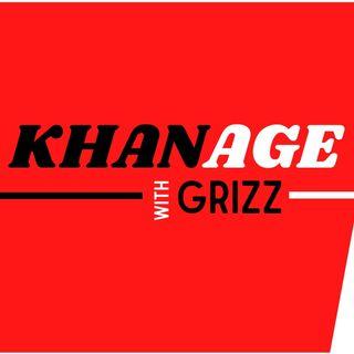 Khanage with Grizz Khan | Episode 1 | RantsNBants & Kagey