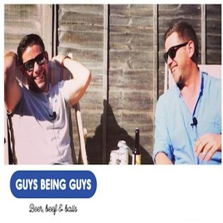 Guys Being Guys Sports Podcast - Episode 2