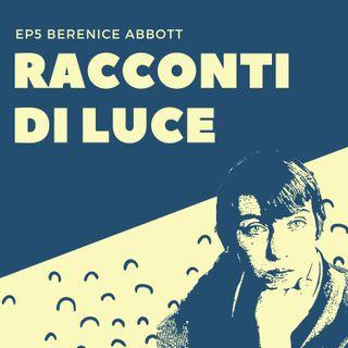 05 Berenice Abbott - La pioniera