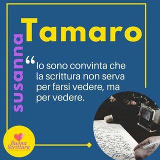 Ep. 16 - Memorie di penna: Susanna Tamaro.