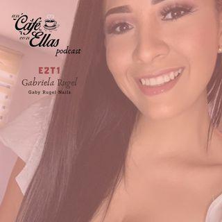 Gabriela Rugel | GabyRugelNails - E2T1