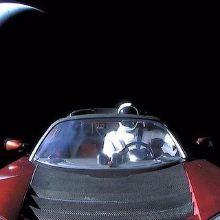 #cspt Appuntamento nello spazio