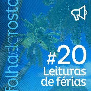 #20 Leituras de Férias