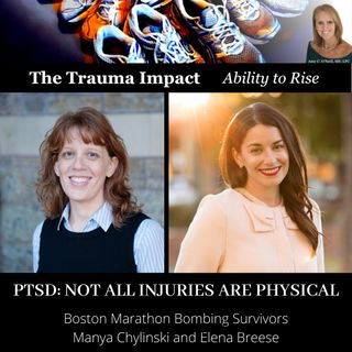 PTSD: Not All Injuries Are Physical with Manya Chylinski and Elena Breese