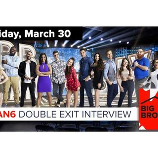 Big Brother Canada 6 | DOUBLE Exit Interview | March 30
