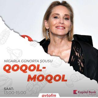 Sharon Stone-un ən sevdiyi yeməklər | Qoqol-moqol #11