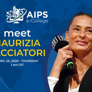 AIPS e-College: Maurizia Cacciatori ep.4