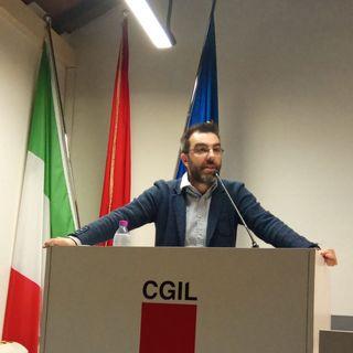Mauro Nicolini (FP CGIL) - Sciopero 9 dicembre 2020
