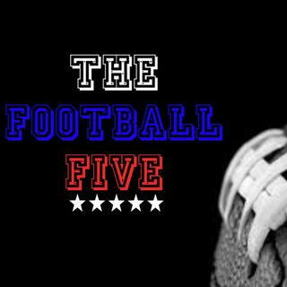 The Football Five:  2016 NFL Season Preview