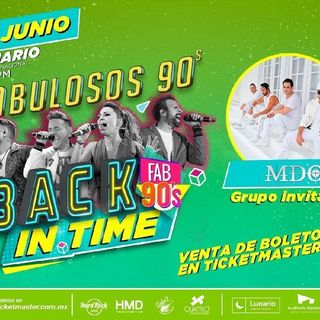 Fabulosos 90s Back In Time