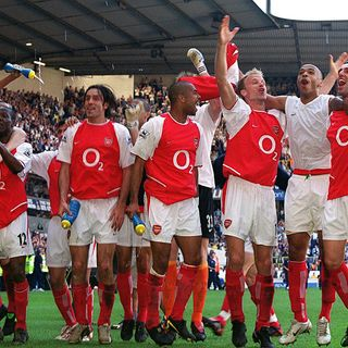 TRANSFER TIME TUNNEL: Arsenal's 03/04 Unbeatables