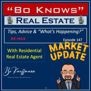 (EP: 147) January 2021 Real Estate Market Update - Mortgage Info