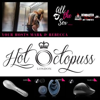 Hot Octopuss founder, Adam Lewis