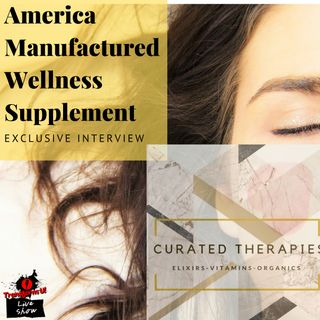 Wellness Supplement Education and Natural Hair Growth with Curated Therapies