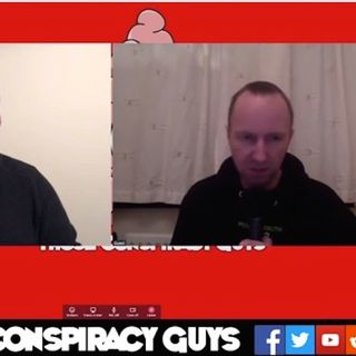 Mark Devlin interviewed on Those Conspiracy Guys video cast, 28/2/18
