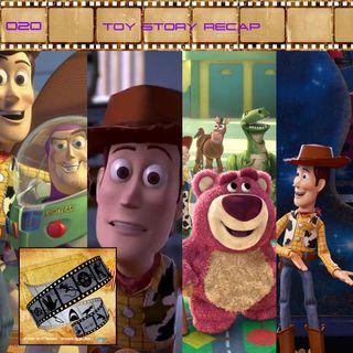 FF: 020: Toy Story Recap