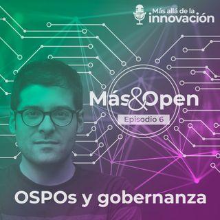 OSPO y Gorbernanza con Jose Miguel Parrella – Más & Open